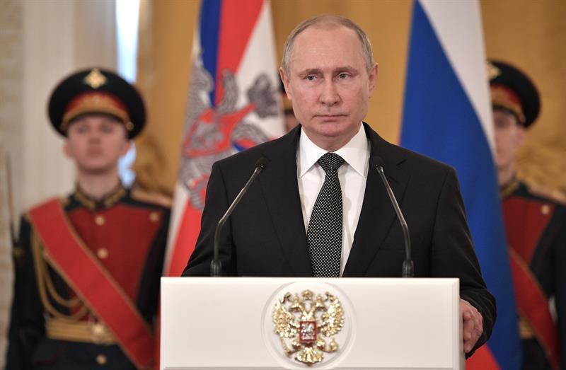 Putin ordenó derribar en 2014 avión secuestrado antes de conocer falsa alarma .jpg
