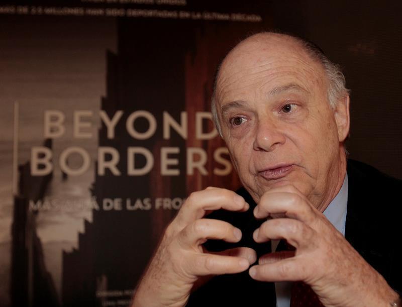 Escritor Krauze considera vergonzoso si no hay de 5 a 10 debates en México .jpg