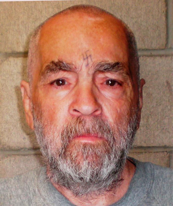 Un nieto de Charles Manson se quedará con los restos mortales del criminal .jpg