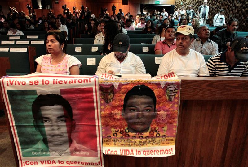 Informe revela traumas y duelo inacabado causado por tragedia de Ayotzinapa .jpg
