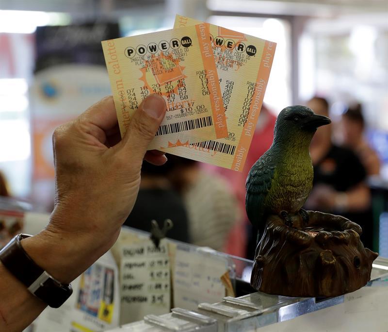 Hombre que ganó la lotería en EE.UU. se declara culpable de robar bancos .jpg