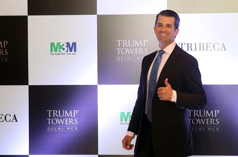El hijo mayor de Trump y su esposa Vanessa oficializan su divorcio .jpg