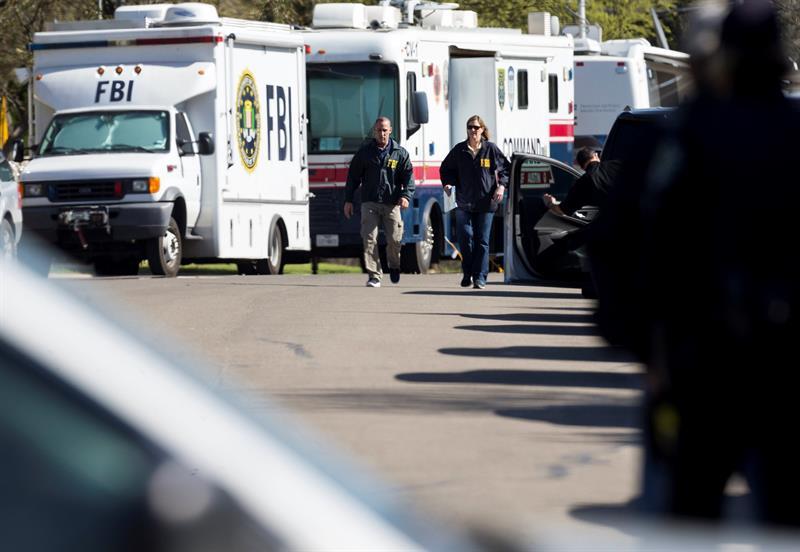 La Policía texana investiga si las explosiones responden a un único atacante en serie .jpg