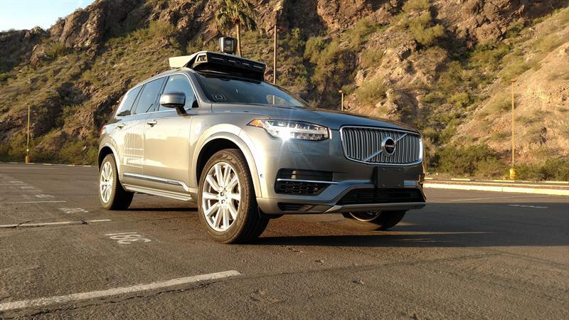 Un vehículo autónomo de Uber mata a una peatona en Arizona (EE.UU.) .jpg