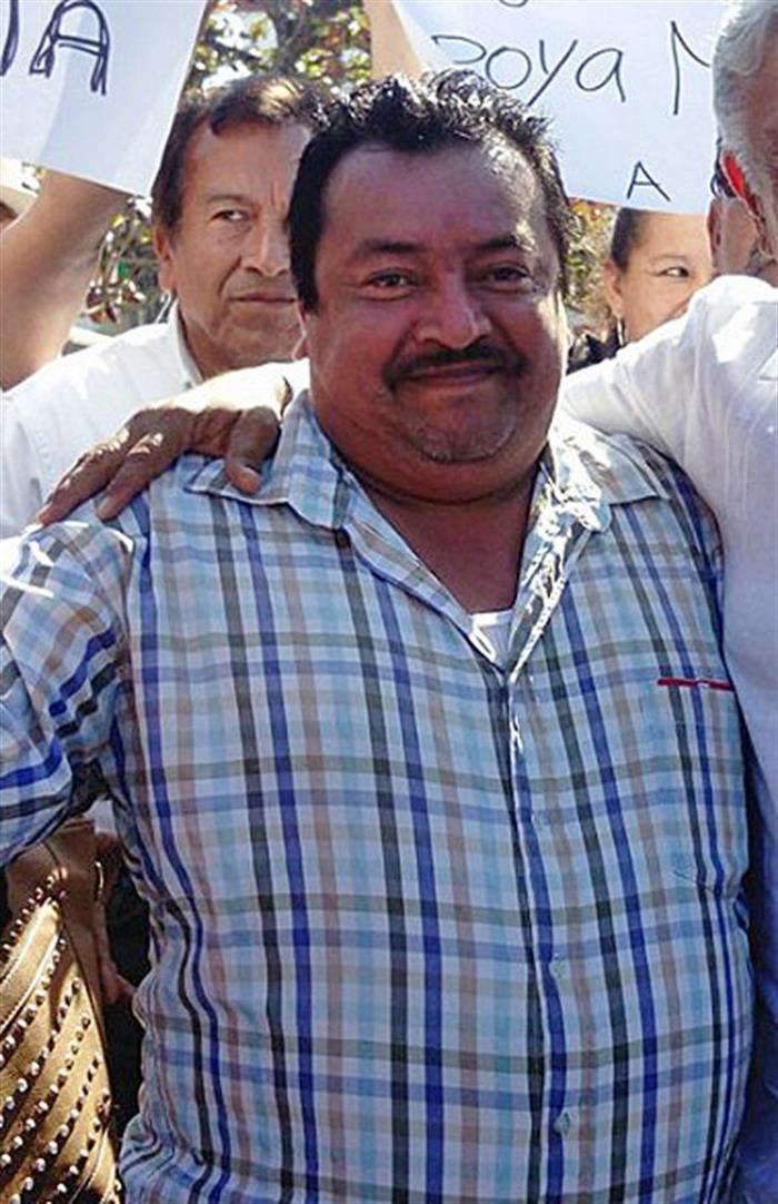 Comisión de DD.HH. pide que asesinato a periodista mexicano no quede impune .jpg