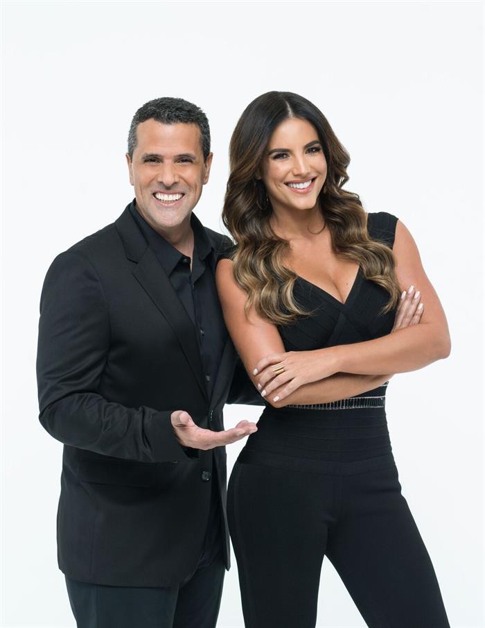 Los actores Espino y Regil serán los presentadores de los Billboard Latinos .jpg