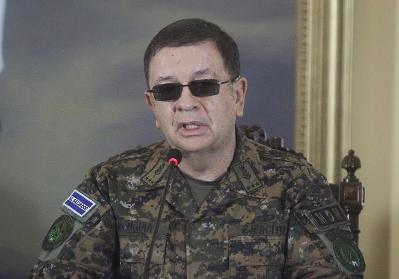 Ministro salvadoreño reitera que no existen grupos de exterminio en el Ejército .jpg