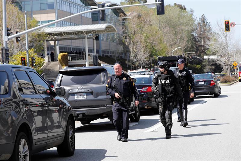 Las autoridades identifican a la mujer responsable del tiroteo en una sede de Youtube .jpg