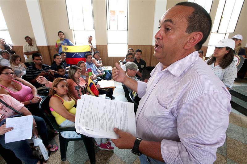 Un opositor venezolano en Perú dice que Maduro terminará como %22El Chapo%22 Guzmán .jpg