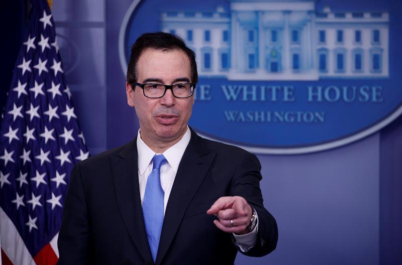 Mnuchin admite que %22podría haber%22 una guerra comercial entre EE.UU. y China .jpg
