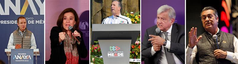 Aspirantes a Presidencia de México reciben con sorpresa una nueva candidatura .jpg