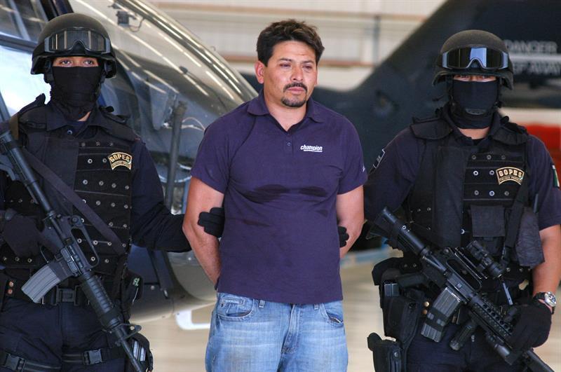 Condenado en EE.UU. a 43 años de cárcel un exlíder de la Familia Michoacana .jpg