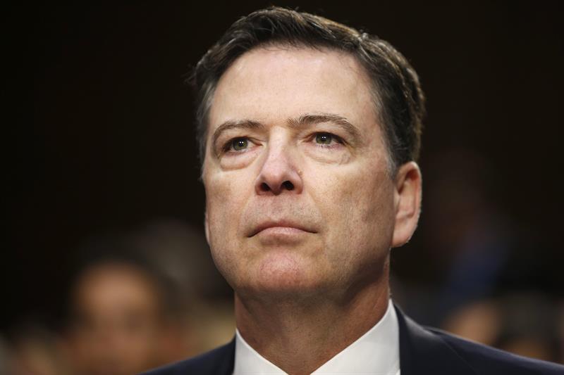 Comey reabrió la investigación a Hillary Clinton por estar seguro de su victoria .jpg