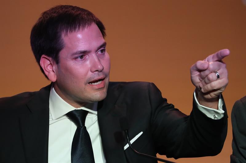 Marco Rubio destaca el %22consenso%22 en América Latina a favor de la democracia .jpg