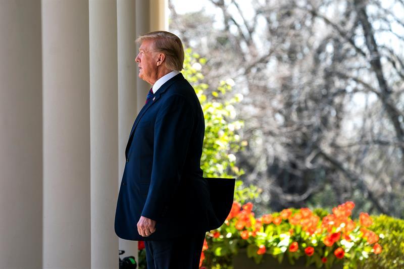 Donald Trump no asistirá al funeral de la ex primera dama Barbara Bush .jpg