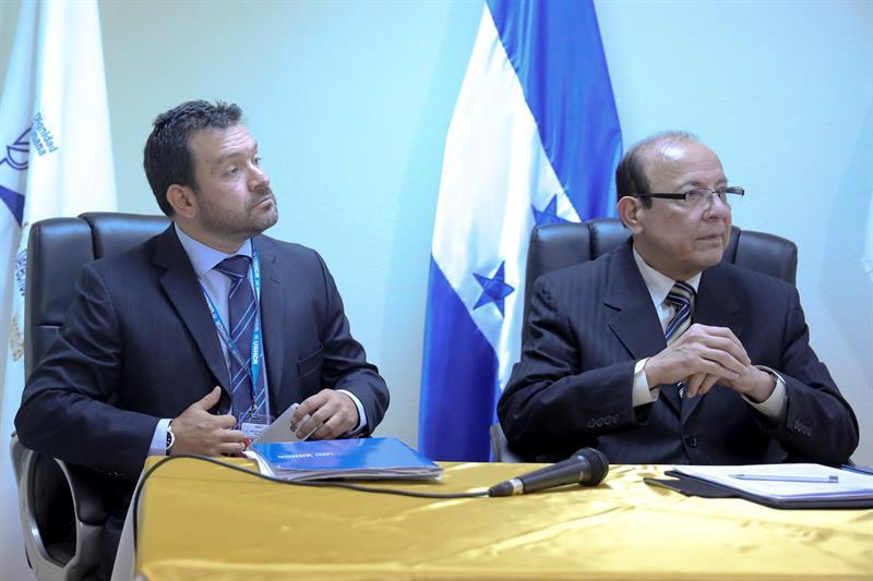 Comisionado de DD.HH. pide retomar reuniones para buscar diálogo en Honduras .jpg