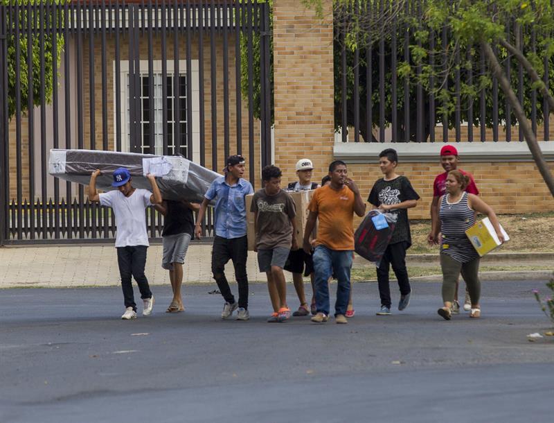 Tensión en Nicaragua tras la derogación de una reforma que no convence .jpg