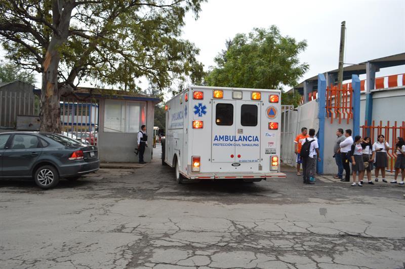 Tiroteo contra escuela del norte de México deja cinco estudiantes heridos .jpg