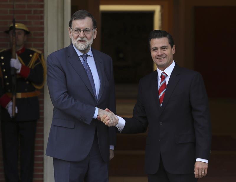 Peña Nieto cierra en España última visita a Europa como presidente de México .jpg