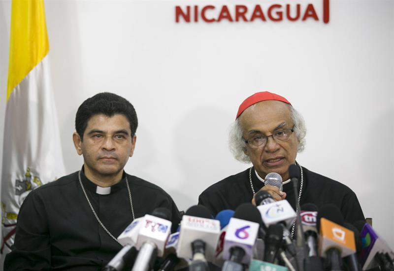 Obispos recibirán propuestas de la población para diálogo en Nicaragua .jpg