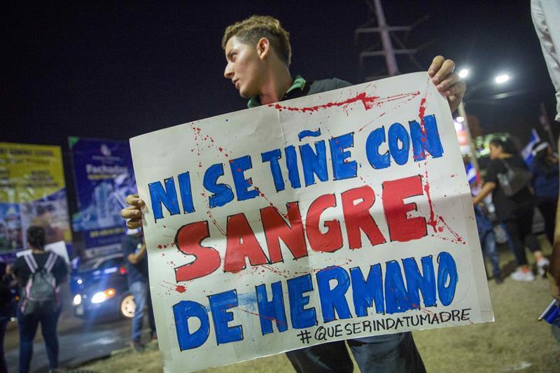 HRW denuncia %22graves abusos%22 del Gobierno nicaragüense en las protestas .jpg