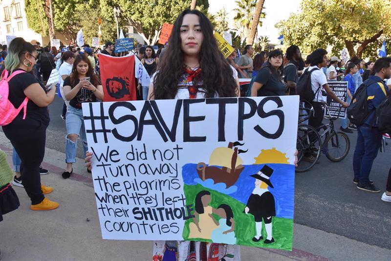Activistas de EE.UU. inician marcha a Washington por %22respeto%22 de los inmigrantes .jpg