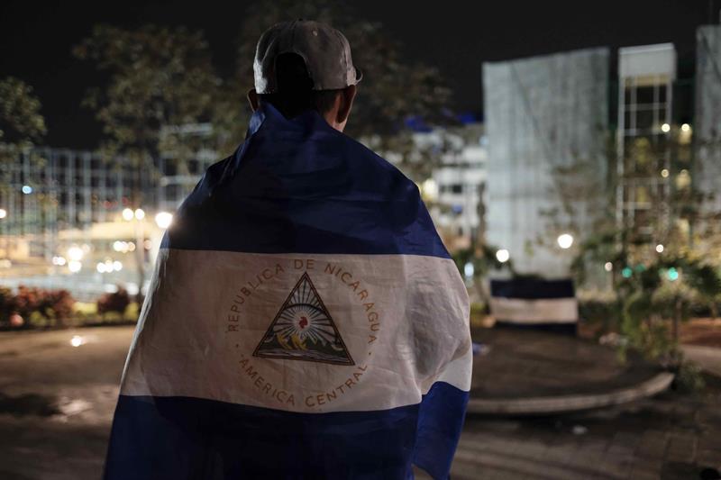 Nicaragua alcanza el duodécimo día de crisis sin una fecha clara para el diálogo .jpg