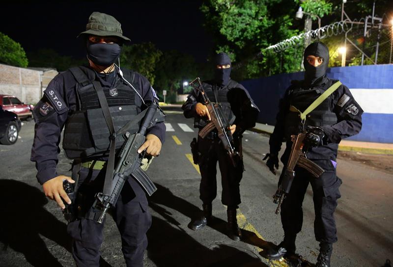 El Salvador desarticula tres bandas de narcotráfico con vínculos internacionales .jpg