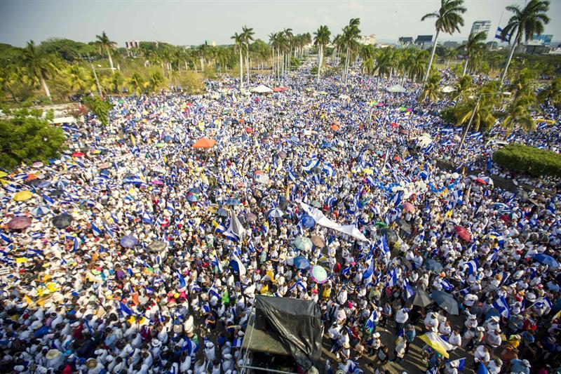 Crece a 45 la cifra de muertos durante las protestas contra el Gobierno de Nicaragua .jpg