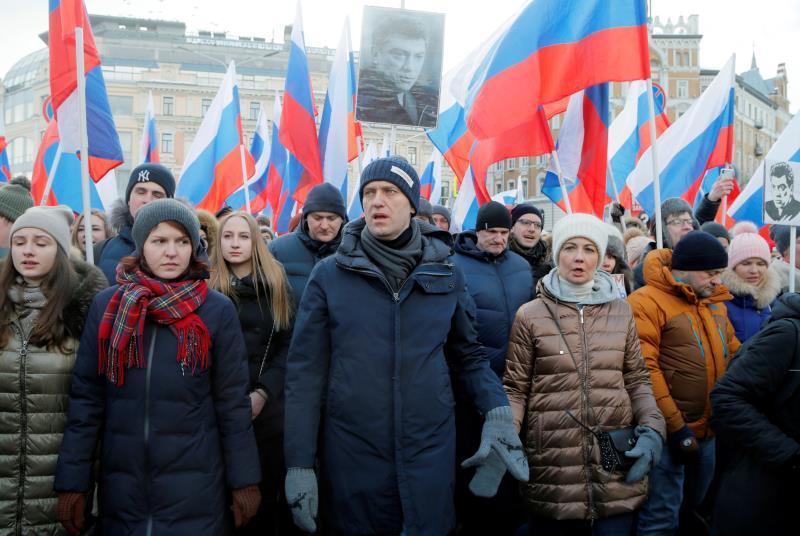 Las autoridades alertan contra la manifestación opositora de mañana en Moscú .jpg