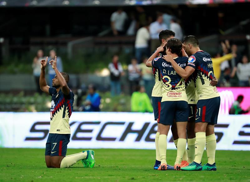 Los colombianos Uribe e Ibargüen anotan y confirman el pase de América a semifinales .jpg