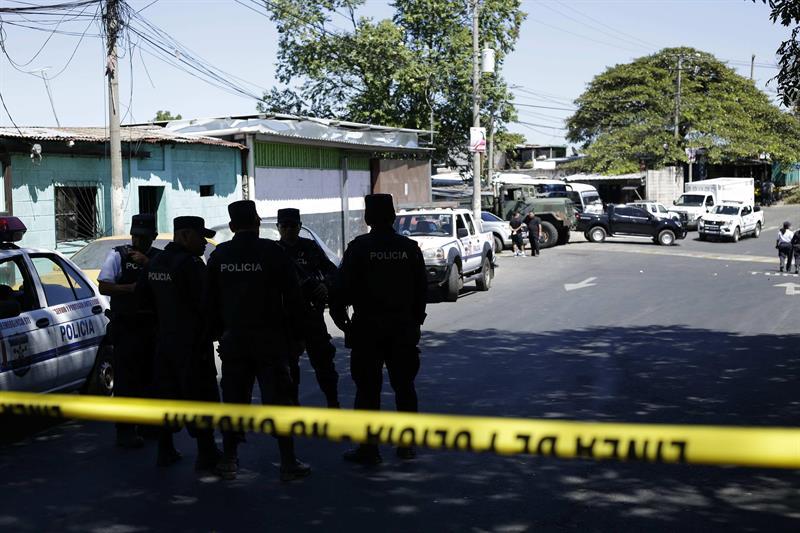 El Salvador registra una violencia %22alarmante%22 durante el Gobierno de Sánchez Cerén .jpg