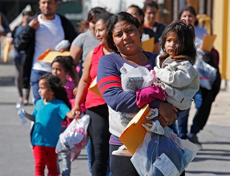 Los países de todo el mundo, sin EE.UU., pactarán más protección a los migrantes .jpg
