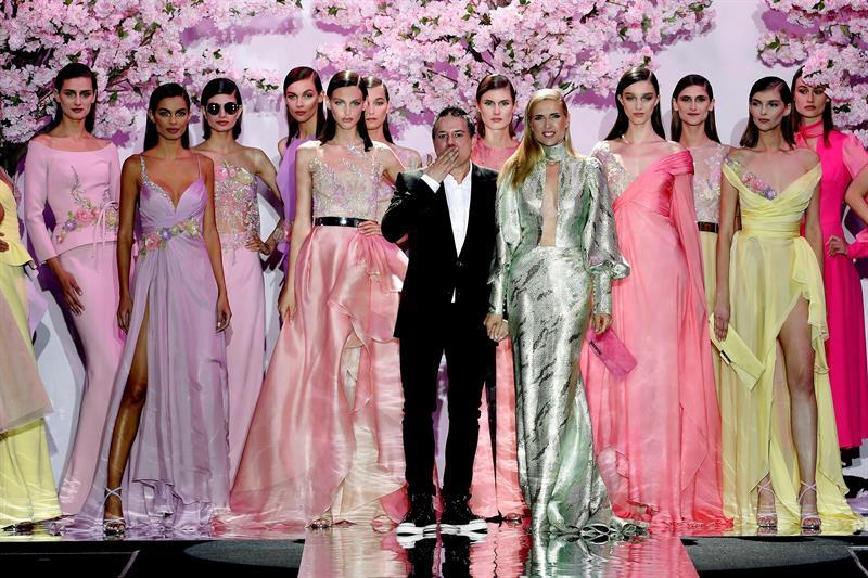 Hannibal Laguna, entre la alta costura y el %22prêt à porter%22 en Madrid .jpg
