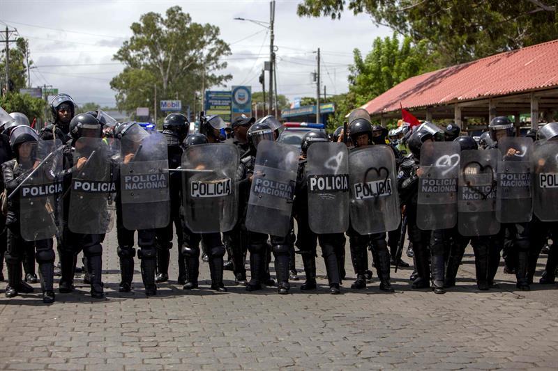 Nicaragua vive una crisis social y política que ha generado varias protestas contra el Gobierno de Daniel Ortega y un saldo de entre 322 y 512 muertos, según organismos de Derechos Humanos locales y extranjeros, mientras que el Ejecutivo cifra en 199 los fallecidos.