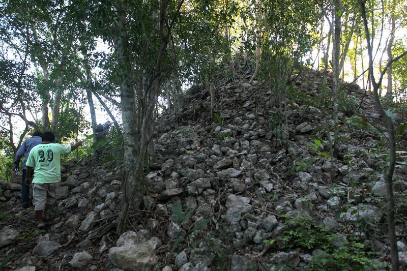 La Península de Yucatán hospeda riqueza arqueológica todavía por descubrir .jpg