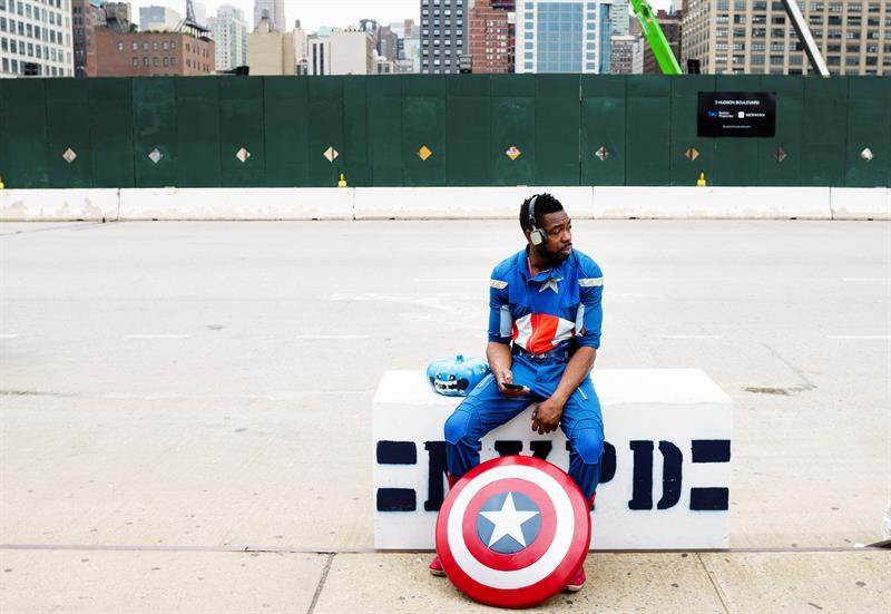 Se desata la locura por la ciencia ficción en el Comic Con de Nueva York 2.jpg