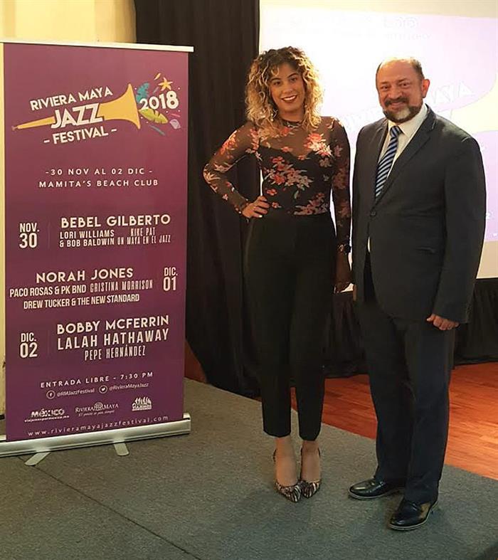 Norah Jones y Bobby McFerrin actuarán en el Festival de Jazz de Riviera Maya .jpg