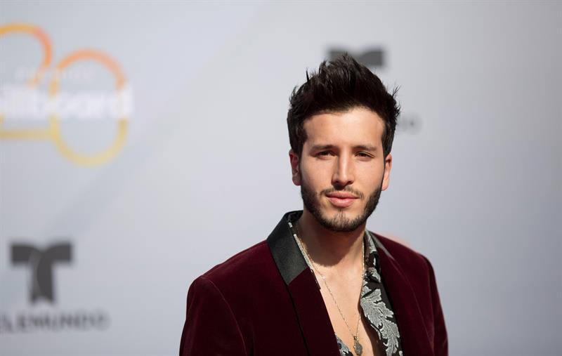 El cantante colombiano Sebastián Yatra.