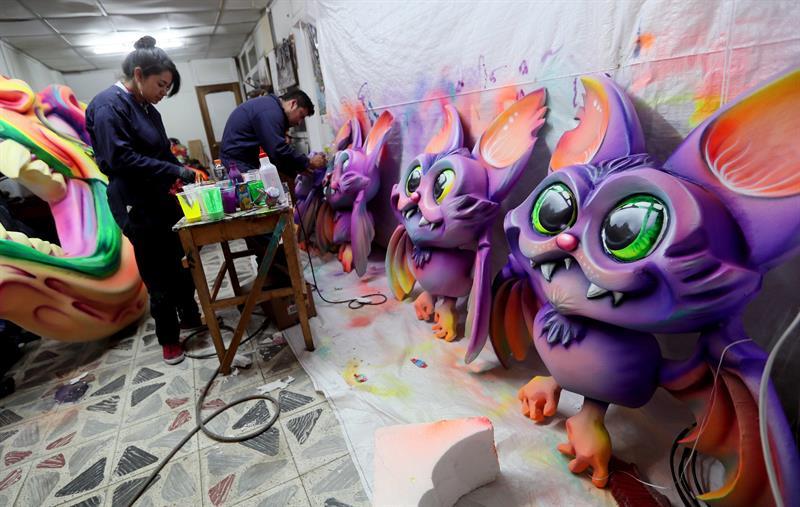 Las carrozas del carnaval de Pasto- el %22saber hacer%22 se queda en casa 1.jpg