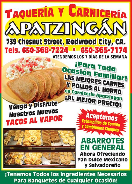Taqueria Apatzingan 1-4 Enero 2014.jpg