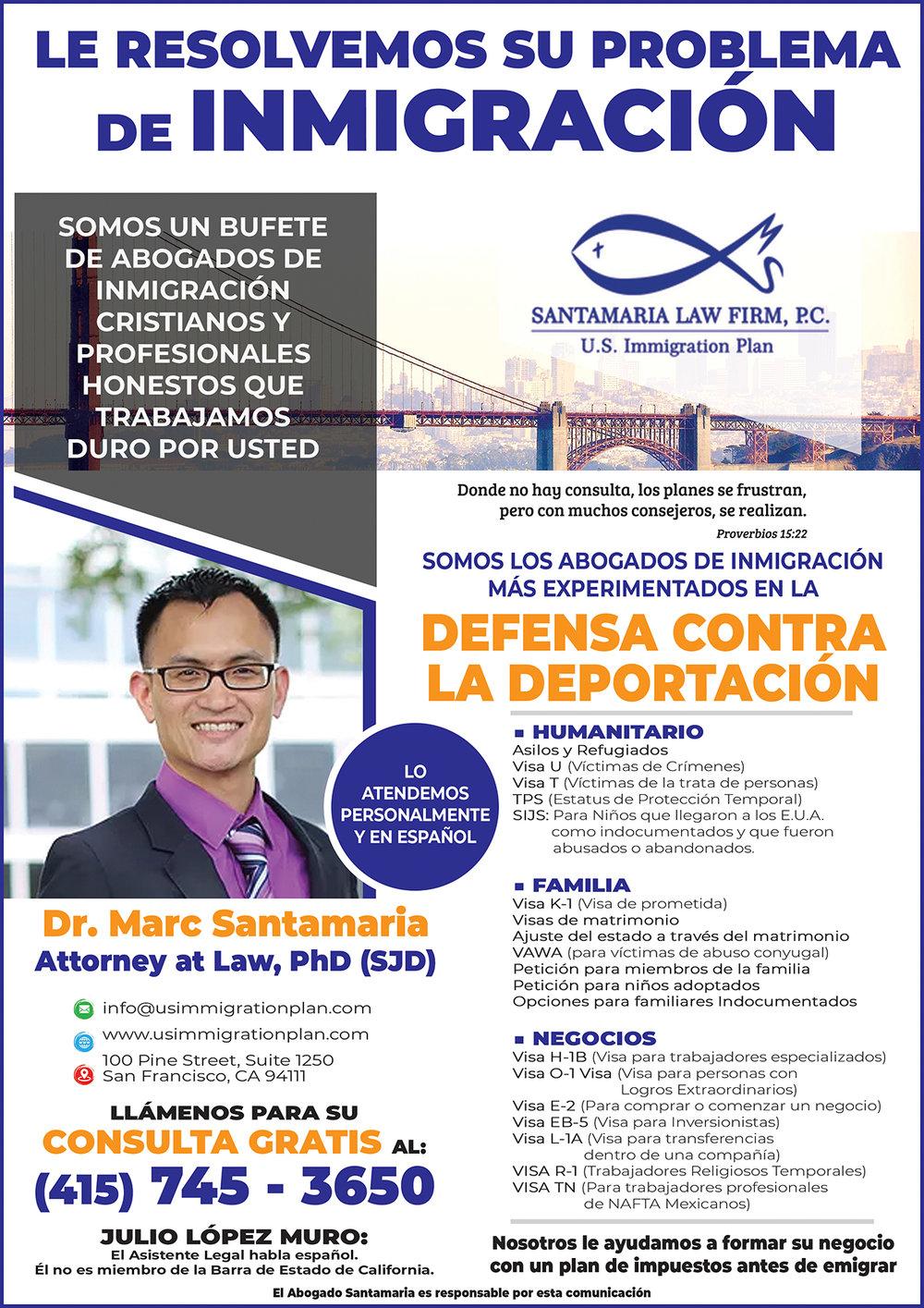 Santamaria Law Firm PC 1 Pag ENERO 2018.jpg
