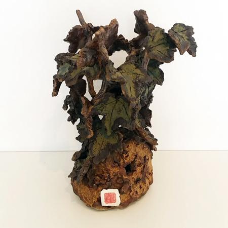 Ivy Flower Vase