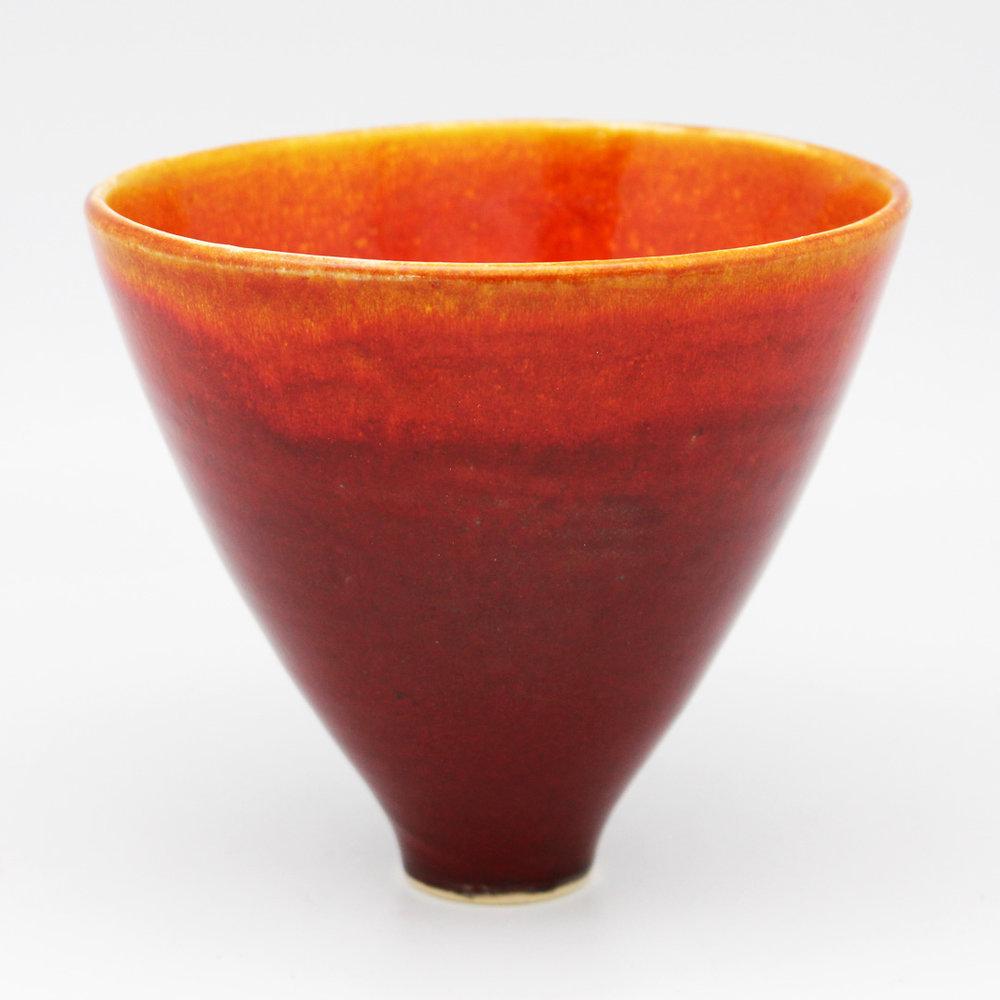 Sunglaze Cone Bowl L