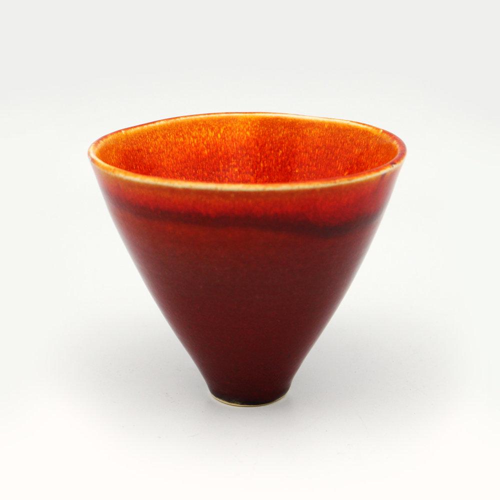 Sunglaze Cone Bowl S