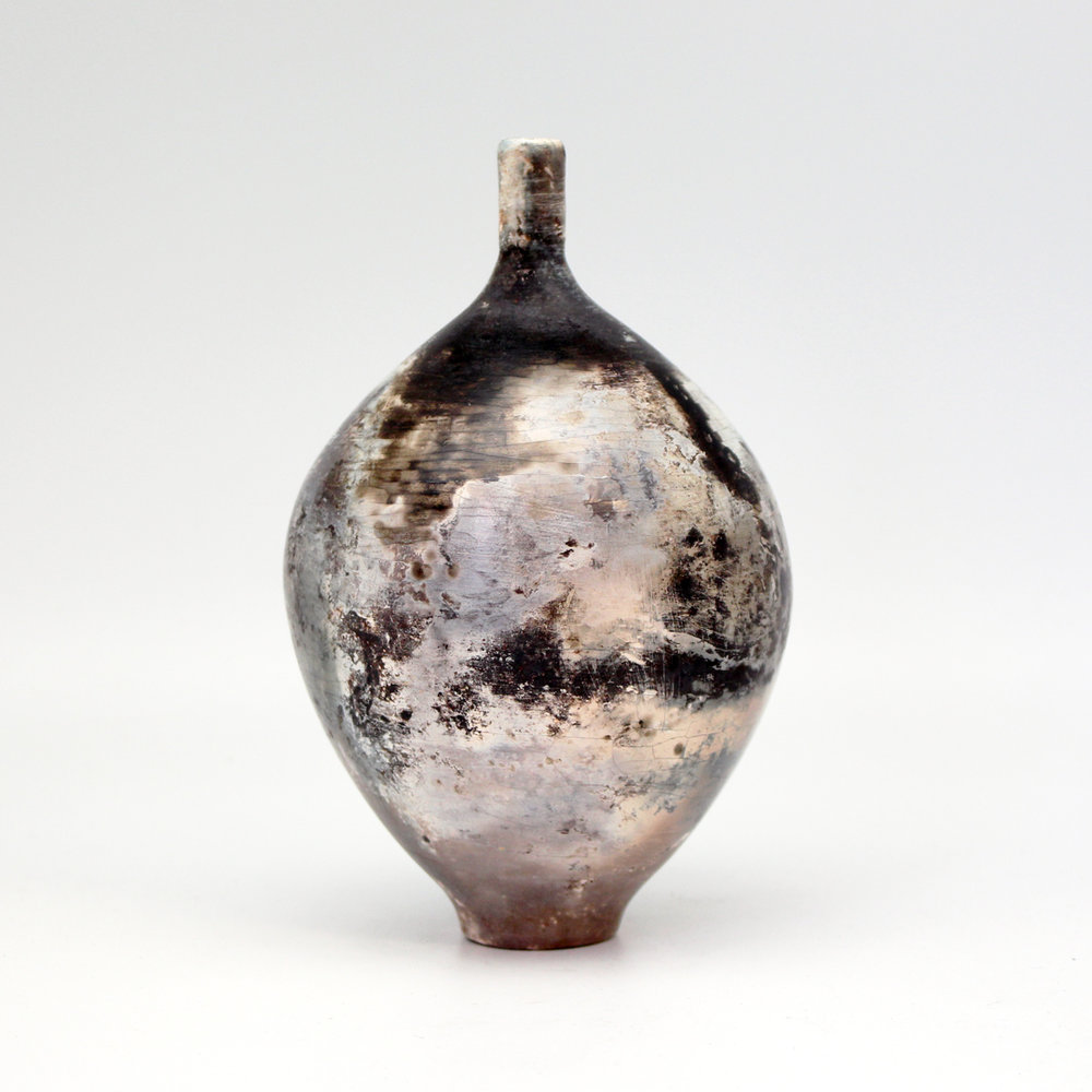 Pitfired Teardrop Orb M