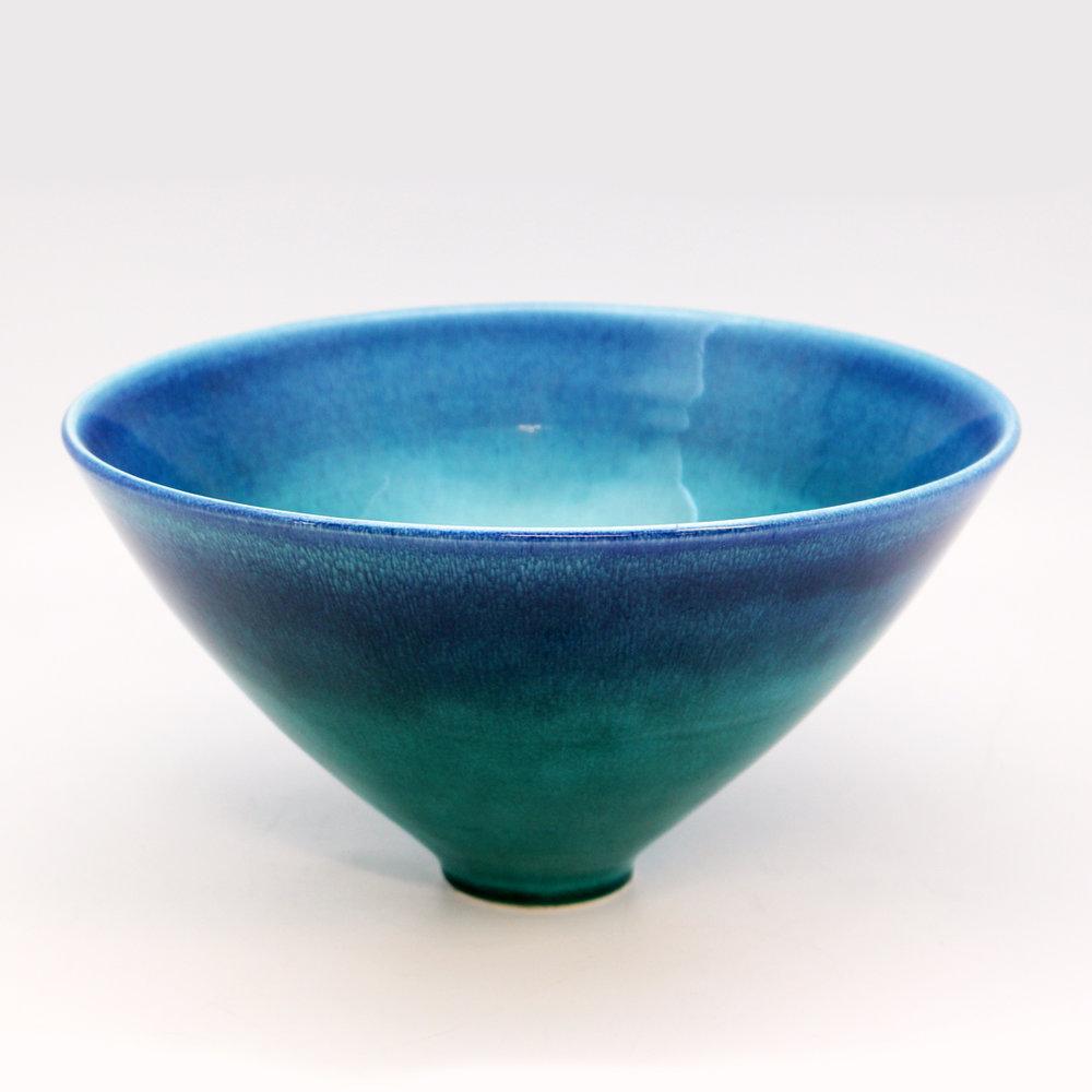 Wanaka Glaze Cone Bowl XL