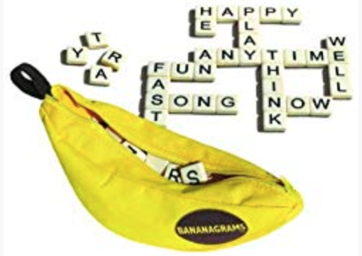 bananagrams_writersgifts_giftsforwriters