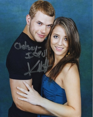 That time I met Kellan Lutz from Twilight at a Twilight Convention!