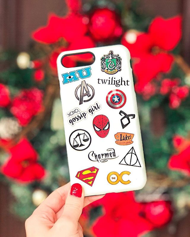My favorite fandoms 💕 * * * I loved designing this custom phone case from @caseapp ✨ Now I'm able to display all of my favorite fandoms which makes my heart so happy! * * * You can design your own case at CaseApp for 20% off with code FANDOM20! 😄💕 These definitely make for great gifts! * * * * Which of these are your favorite fandoms? * * * * * * * * * #christmas #christmasgifts #caseapp #ad #phonecase #fandom #fandoms #harrypotter #disneyland #superheroes #marvel #avengers #twilight #gossipgirl #gilmoregirls #disneylife #disneystyle #waltdisneyworld #disneyworld #wdw #disneyinsta #disneyblogger #disneyblog #disneygram #disneyinstagram #blogger #stockingstuffer